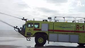 100 Airport Fire Truck Truck Demonstration At Abilene Regional