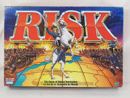 Risk 1998 Board Game 360 Miniatures And 50 Similar Items
