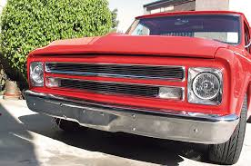 100 Grills For Trucks Giving A 1968 Chevrolet C10 A Facelift Without Going Under The Knife
