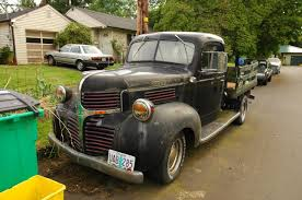 OLD PARKED CARS.: 1945 Dodge Pickup. | Modus: Auto-Modus | Pinterest ... 1945 Dodge Blackout Truck Running Youtube Halfton Pickup Truck Classic Car Photography By Power Wagon Wikipedia Behind The Wheel Of Legacy Trucks Top Speed 1952 B3 Original Flathead Six Four Other Pickups Rat Rod 2011 Ram 2500 Road Test Review And Driver Van Pelt Fire 2 David Valenzuela Flickr T V Wseries Classics For Sale On Autotrader