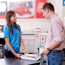 Full Service Printing At Staples