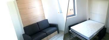 armoire lit canapé escamotable armoire lit canape pas cher escamotable rabattable canapac avec