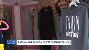 Fashion Boutique On Wheels Provides Mobile Clothing Store For Cleveland