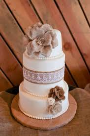 Rustic Burlap And Lace Wedding Barrel Cake Inspiration Ivory Reception White Burlapandlace