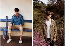 Lyle Scott Men Vintage Spring Summer 2012 Lookbook