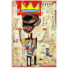 60cm jiujiujiu graffiti master jean michel basquiat graffiti