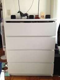 Kullen Dresser From Ikea by 25 A V Storage 75 Malm Ikea Hackers Ikea Hackers