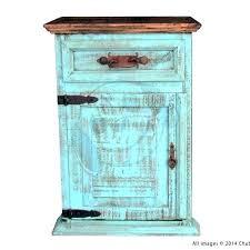 Oasis Bedroom Furniture Rustic Turquoise Group Phoenix
