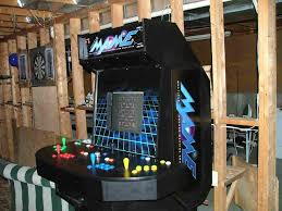 Mame Cabinet Plans 4 Player by Cabinet Awesome Mame Cabinet For Home Arcade Game Cabinets For
