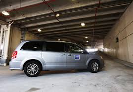 100 Car Elevator Garage County Runs Shuttle From Parking Garage To Same Parking Garage