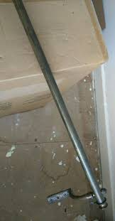 No Drill Curtain Rods Uk by Best 25 Curtain Rail Brackets Ideas On Pinterest Window Rods