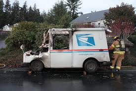 Mailman Saves Mail Before Scrambling From Burning Truck | South ... Usps Looks For New Postal Vehicle Manufacturer The Worlds Most Recently Posted Photos Of Ilman And Truck What Hours Does A Postman Have Chroncom Mail Truck Coloring Page Lovely Confidential Amazoncom Postal Service Kids Toy Toys Games Lehi Free Press Mailman Caught On Camera Sideswiping Car Driving Off Q13 Fox News Ride Along With In No Ac 100 Degree Saturday Mail Service Saved Now Says Nbc Coolest Delivery Costume Homemade Am Generals Entry For Next Carrier Spied Testing Filegrumman Delivery Vanjpg Wikimedia Commons