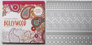 BOLLYWOOD Is Packed With 70 Designs To Help You Destress P559 Fully Booked PRETTY Paisleys National Book Store And Powerbooks
