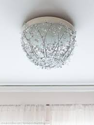 Tutorial Chandelier Light Cover