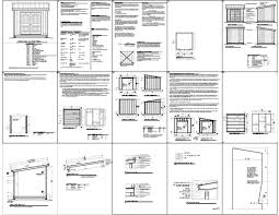 12x16 Storage Shed Plans by Ene Ehere Shed Plans Free 12x16