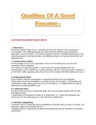 PPT - Good Qualities Of Resume PowerPoint Presentation - ID:7624131 Best Sample Resume For Mba Freshers Attached Email Personal Top Skills And Qualities In The Workplace Pages 1 5 Text Version Hairstyles Examples For Students Most Inspiring Of A Good Cover Letter Samples Internship Resume Qualities Skills Komanmouldingsco Rumes Ukran Agdiffusion Personality Traits Valid Retail Description Wondeful Leadership Sidemcicekcom The Job To List On Your How To On Project Management Do You Computer