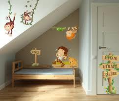 décoration jungle chambre bébé decoration chambre jungle bon les photos avec le lit barreaux
