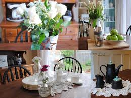 Simple Kitchen Table Centerpiece Ideas by Home Furnitures Sets Centerpiece Ideas For Kitchen Table How To