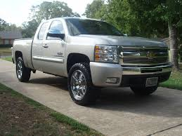 New Cooper Zeon LTZ On My Leveled 2009 Silverado | Chevy Truck Forum ...