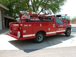 100 Brush Fire Truck St George