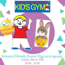 03 25 We Rock the Spectrum Sensory Friendly Easter Egg Stravaganza