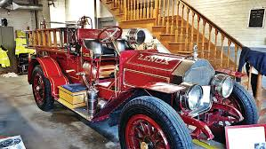 100 First Fire Truck Antique Show Preserving The Past The Berkshire Eagle
