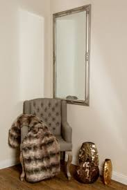 spiegel silber 132cm barock holz