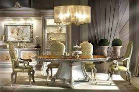 Classic Italian Dining Room Furniture Enchanting Decorating Tables High End Traditional