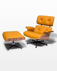 CH588 Brown Eames-Style Lounge Chair And Ottoman Prop Rental   ACME ... Eames Style Lounge Chair Thebricinfo Eames Style Lounge Chair And Ottoman Black Leather Palisander Ottomanwhite Worldmorndesigncom Charles Specialist Hans Wegner Replica The Baltic Post And Brown Walnut Afliving Eames 100 Aniline Herman Miller Century Reproduction 2 Plycraft Style Lounge Chair Ottoman