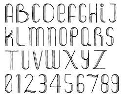 Resultado de imagem para fun fonts to draw Lettering