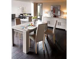 table de cuisine chez conforama table rectangulaire 180 cm atlanta coloris chêne fusain vente de