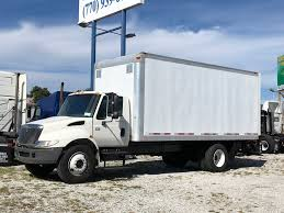 100 Used Box Trucks For Sale By Owner 2002 INTERNATIONAL 4300 BOX VAN TRUCK FOR SALE 8670