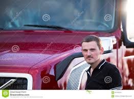 Stylish Truck Driver And Modern Dark Red Semi Truck Stock Image ... Truck Driver Professional Worker Man Royalty Free Vector Stylish Driver And Modern Dark Red Semi Stock Image Professional Truck Checks The Status Of His Steel Horse How To Make Most Money As A Checks List Photo 784317568 Lvo Youtube Appreciation Week 2017 Specialty Freight Courier Resume Format Insssrenterprisesco Cobra Electronics A Big Thank You Our Drivers Our Is She The Sexiest Trucker In The World Driving Jobs Archives Smart Trucking Veteran Wner Dave Conkling