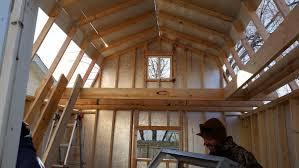 storage turned studio tuff shed