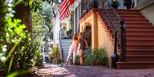Savannah Bed and Breakfast Lodging at Six Romantic and Historic