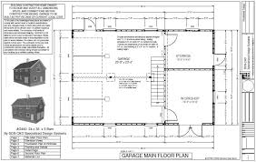 16x20 Gambrel Shed Plans by Pole Barn Plans