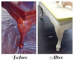 DIY Tuesday Refinished Shabby Chic Furniture
