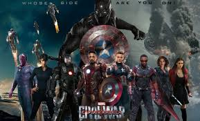Captain America Civil War Poster On ShowBox