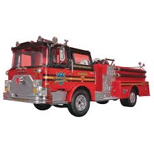 100 Model Fire Truck Kits Revell 132 Scale Mack Pumper Products
