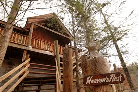 Cheap 1 Bedroom Cabins In Gatlinburg Tn by Heaven U0027s Nest Sky Harbour 950 Secluded Pigeon Forge Pet