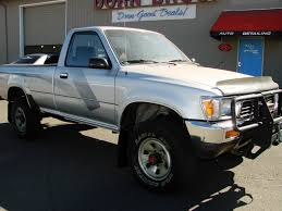 100 Brother Truck Sales 1989 Toyota 4WD Pickups DLX