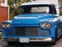 100 Grills For Trucks 1958 Chevy GMC Truck JWEnterprises