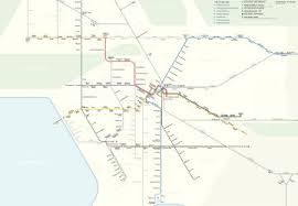 Metro Proposes Simplified Naming Convention for Rail Lines