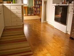 cabinet cork floors in kitchen top best cork flooring kitchen