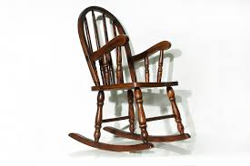SOLD - Windsor Style Children's Rocking Chair. 1960s Us 3690 Vintage Fniture Modern Wood Rocking Chair For Aged People Japanese Style Recliner Easy With Armrest Pulletout Ftstoolin Garden Antique Vintage Wood Folding Rocking Chair Rocker Floral Antique Folding Antique Appraisal Instappraisal Pair Of Rope Seat Chairs Splendid Comfortable Nursing Wooden Leather Armchair Vintage Wooden Folding Chair Victorian Upholstered Redwood Lawn Scdinavian Tapiovaara