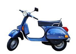 Vespa Piaggio Roller Motor Scooter