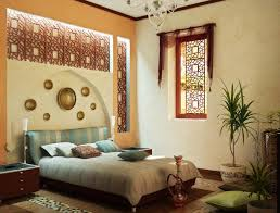 Vibrant Room Colors Natural Fabrics And Beautiful Decoration Patterns Modern Bedroom Design Decorating Ideas In Arabic Style
