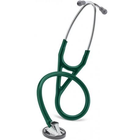 3M Littmann Master Cardiology Stethoscope - Hunter Green