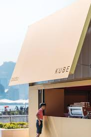100 Kube Homes OMAs Pins A Mixeduse Public Space Outside K11 Musea