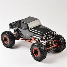 Amazon.com: HSP RC Crawler 4 Wheels Steering Car Remote Control Car ...